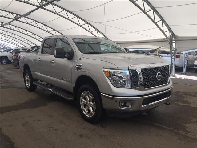 2016 Nissan Titan XD SV (Stk: 162981) in AIRDRIE - Image 1 of 22