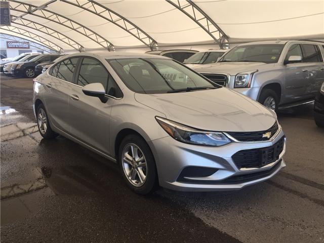 2017 Chevrolet Cruze LT Auto (Stk: 165984) in AIRDRIE - Image 1 of 21