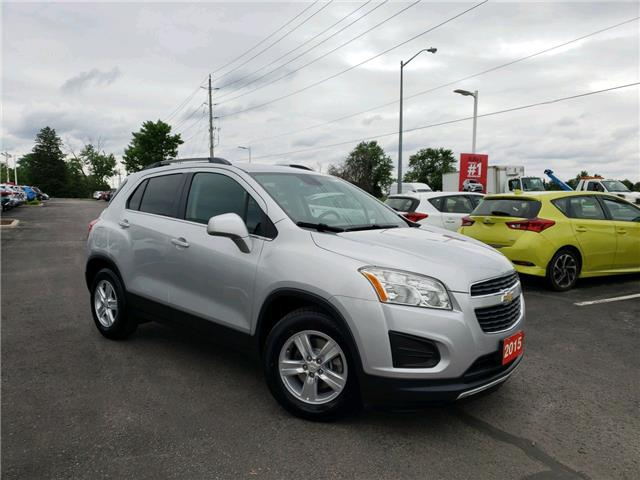 2015 Chevrolet Trax 1LT (Stk: 210729A) in Whitchurch-Stouffville - Image 1 of 20