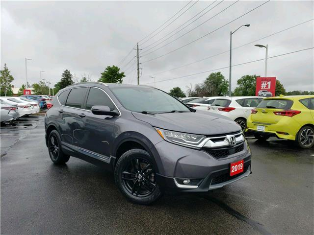 2019 Honda CR-V Touring (Stk: 210732A) in Whitchurch-Stouffville - Image 1 of 26