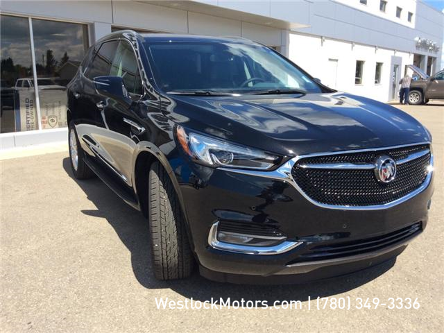 2018 buick enclave premium for sale in westlock westlock. Black Bedroom Furniture Sets. Home Design Ideas