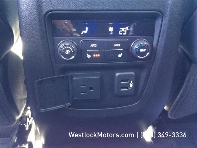 2018 Buick Enclave Premium (Stk: 18T187) in Westlock - Image 12 of 27