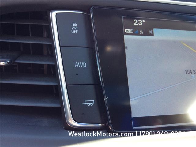 2018 Buick Enclave Premium (Stk: 18T187) in Westlock - Image 22 of 27