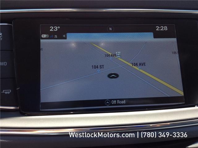 2018 Buick Enclave Premium (Stk: 18T187) in Westlock - Image 24 of 27