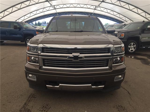2015 Chevrolet Silverado 1500 High Country (Stk: 124738) in AIRDRIE - Image 2 of 23