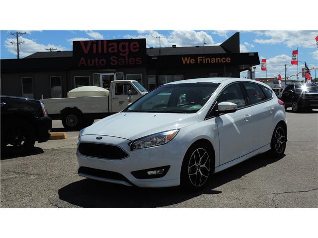 2015 Ford Focus SE (Stk: P35284) in Saskatoon - Image 1 of 24