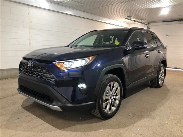 2021 Toyota RAV4 Limited (Stk: 213603) in Regina - Image 1 of 25