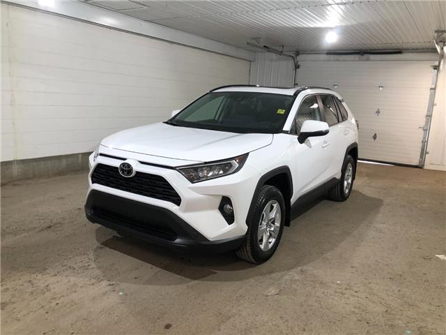 2021 Toyota RAV4 XLE (Stk: 213686) in Regina - Image 1 of 33