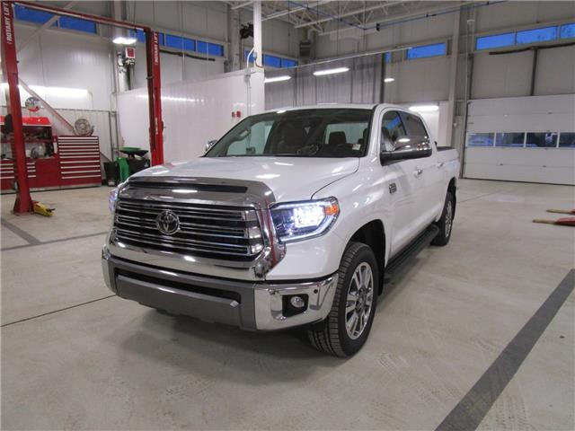 2021 Toyota Tundra Platinum (Stk: 219050) in Moose Jaw - Image 1 of 29