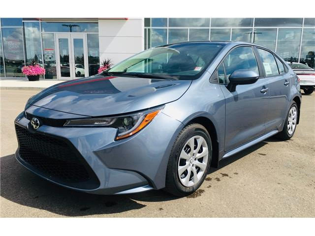 2022 Toyota Corolla LE (Stk: 228003) in Moose Jaw - Image 1 of 39