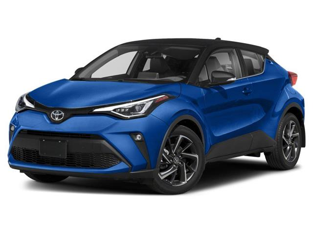 2021 Toyota C-HR Limited (Stk: 219222) in Moose Jaw - Image 1 of 9