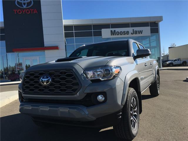 2021 Toyota Tacoma Base (Stk: 219221) in Moose Jaw - Image 1 of 28