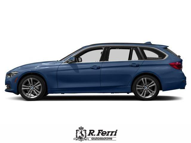 2018 BMW 328d xDrive Touring (Stk: 27173) in Woodbridge - Image 2 of 9