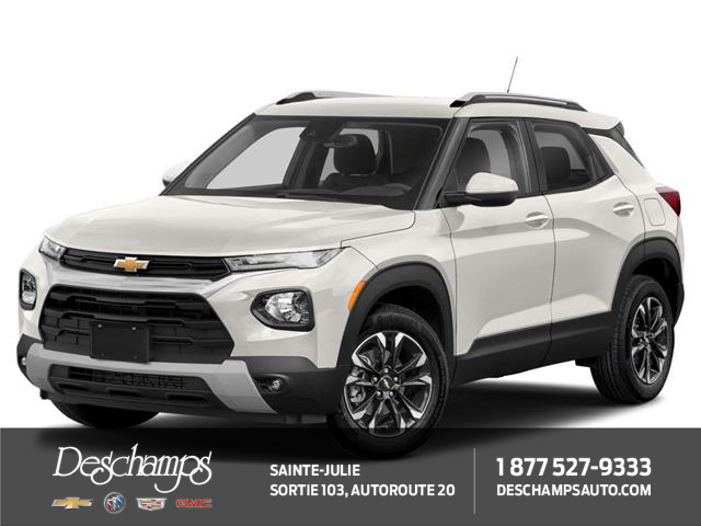 2021 Chevrolet TrailBlazer LT (Stk: C21734) in Sainte-Julie - Image 1 of 9