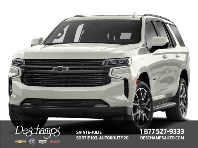 2021 Chevrolet Tahoe RST (Stk: C21757) in Sainte-Julie - Image 1 of 3