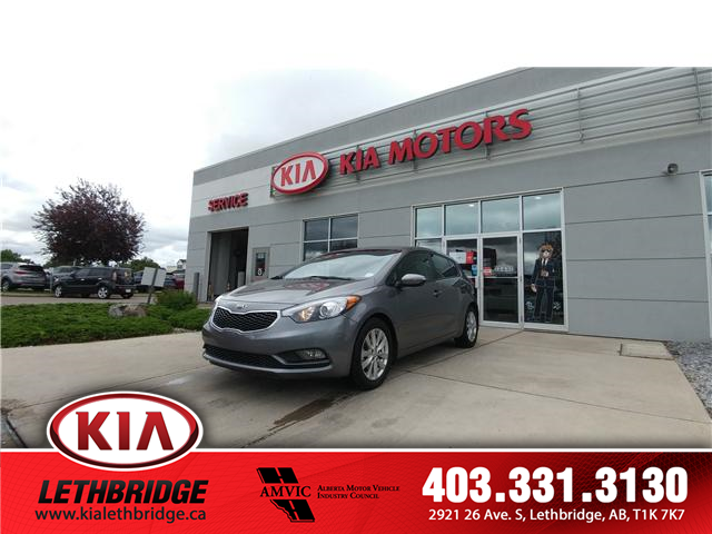 2016 Kia Forte  (Stk: 8SP6082A) in Lethbridge - Image 1 of 18