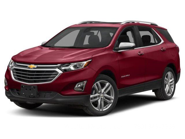 2018 Chevrolet Equinox Premier (Stk: 18T266) in Westlock - Image 1 of 9