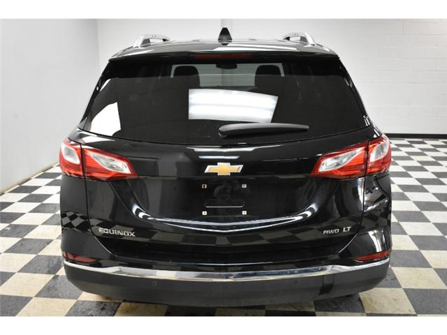 2018 Chevrolet Equinox LT AWD- UCONNECT * BACKUP CAM * HEATED SEATS (Stk: JEK007A) in Kingston - Image 6 of 30