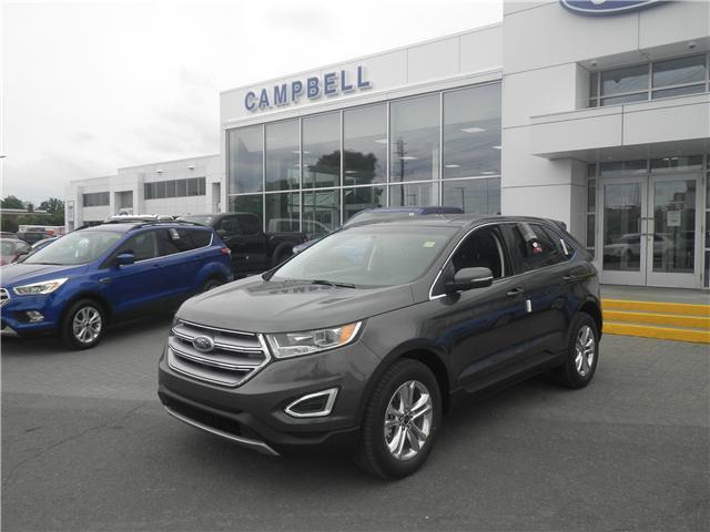 2018 Ford Edge SEL (Stk: 1817400) in Ottawa - Image 1 of 11