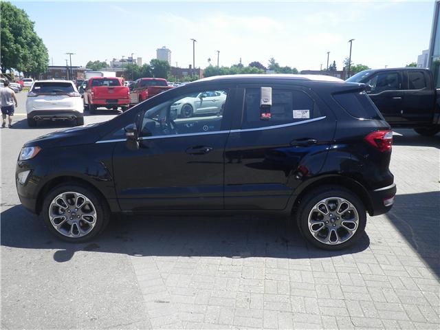 2018 Ford EcoSport Titanium (Stk: 1817470) in Ottawa - Image 2 of 12