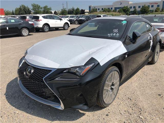 2018 Lexus RC 350 Base (Stk: 8835) in Brampton - Image 1 of 5