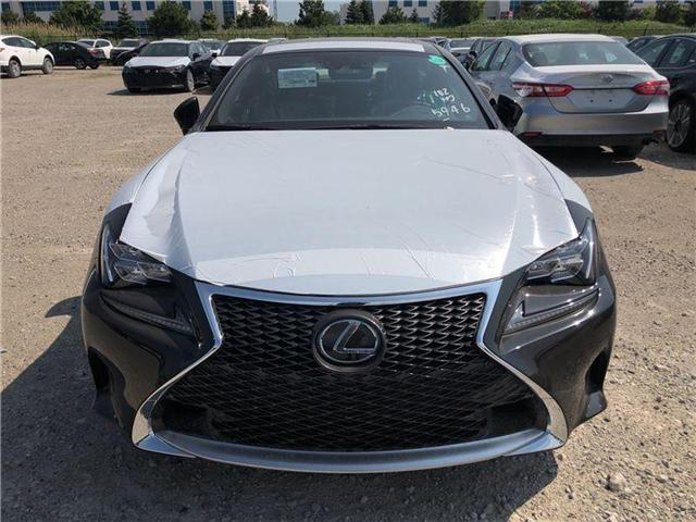 2018 Lexus RC 350 Base (Stk: 8835) in Brampton - Image 2 of 5