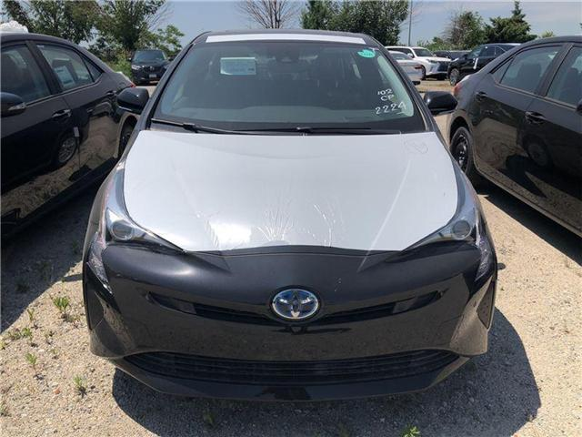2018 Toyota Prius Technology (Stk: 552541) in Brampton - Image 2 of 5