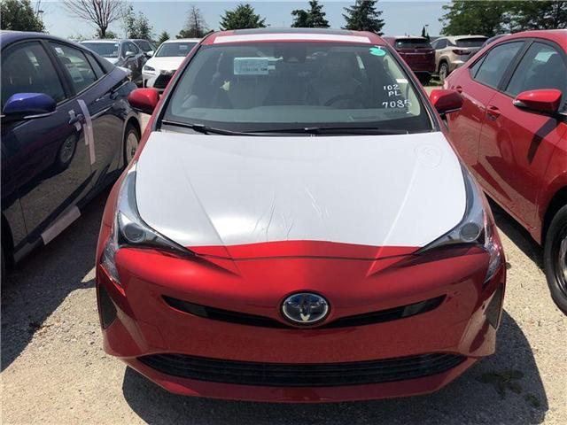 2018 Toyota Prius Technology (Stk: 61190) in Brampton - Image 2 of 5