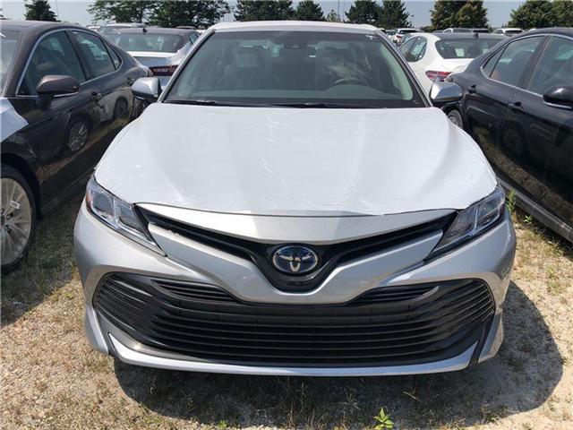 2018 Toyota Camry Hybrid LE (Stk: 4191) in Brampton - Image 2 of 5