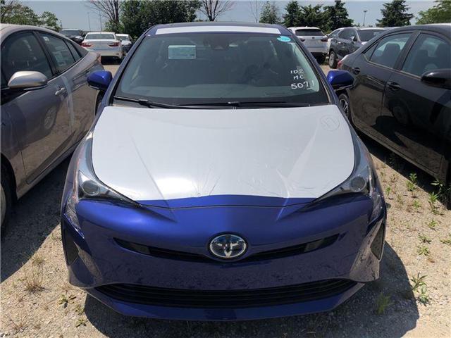 2018 Toyota Prius Technology (Stk: 553564) in Brampton - Image 2 of 5