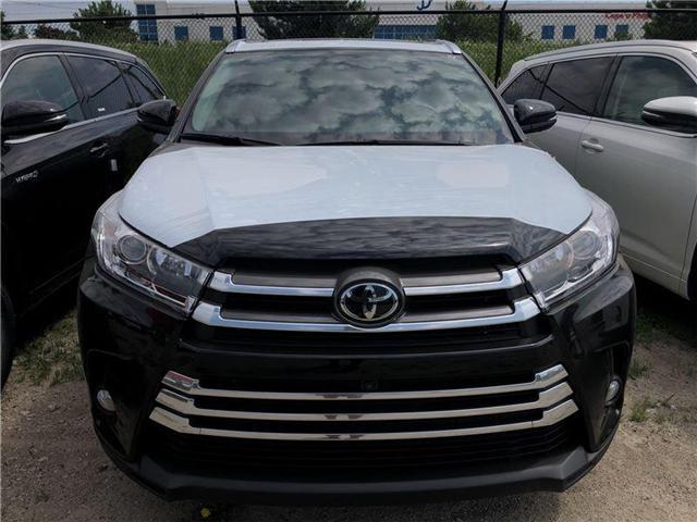 2018 Toyota Highlander Limited (Stk: 886950) in Brampton - Image 2 of 5