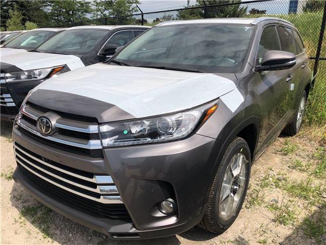 2018 Toyota Highlander Limited (Stk: 886912) in Brampton - Image 1 of 5