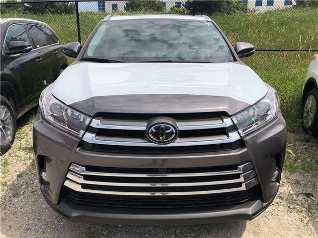 2018 Toyota Highlander Limited (Stk: 886912) in Brampton - Image 2 of 5