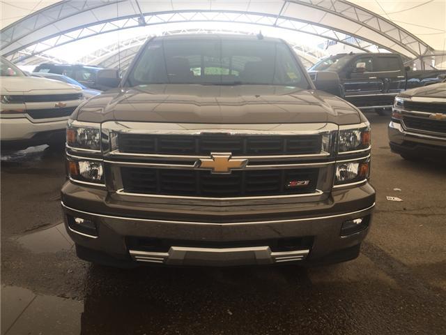 2015 Chevrolet Silverado 1500 2LT (Stk: 128496) in AIRDRIE - Image 2 of 19