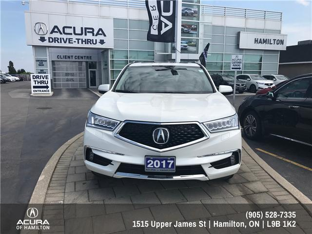 2017 Acura MDX Elite Package (Stk: 1711630) in Hamilton - Image 2 of 16