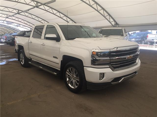 2017 Chevrolet Silverado 1500 High Country (Stk: 166080) in AIRDRIE - Image 1 of 23