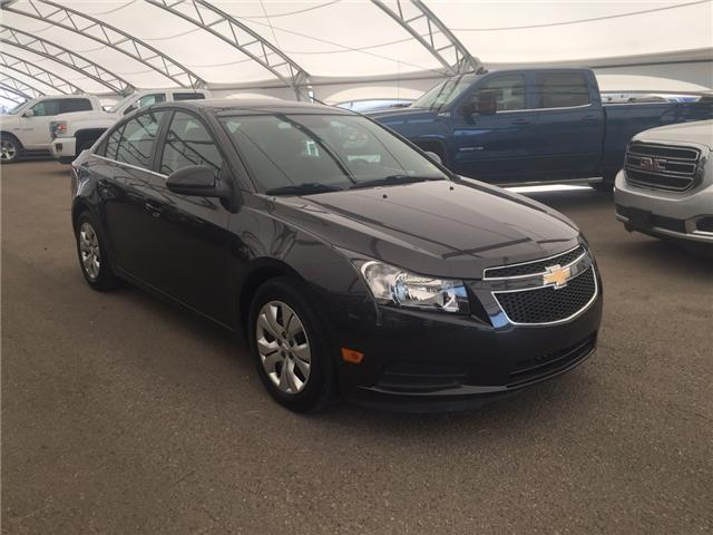 2014 Chevrolet Cruze 1LT (Stk: 166004) in AIRDRIE - Image 1 of 19