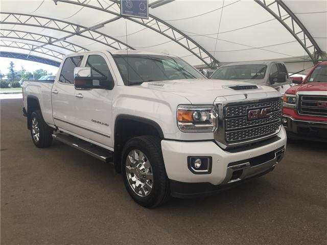2018 GMC Sierra 2500HD Denali (Stk: 161315) in AIRDRIE - Image 1 of 25