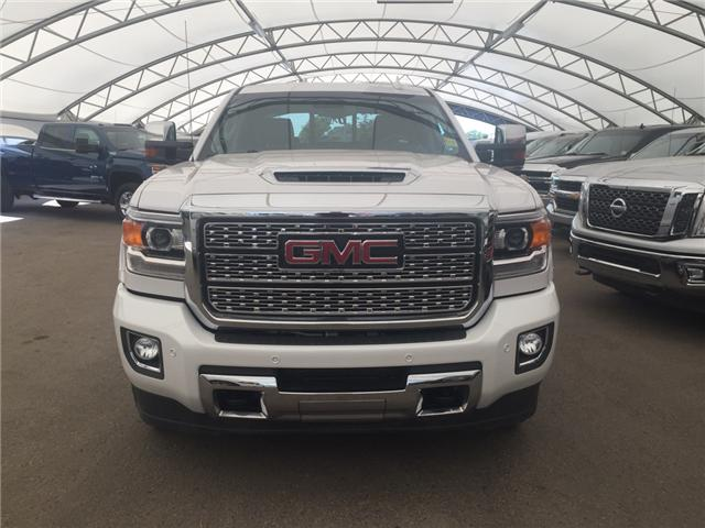 2018 GMC Sierra 2500HD Denali (Stk: 161315) in AIRDRIE - Image 2 of 25