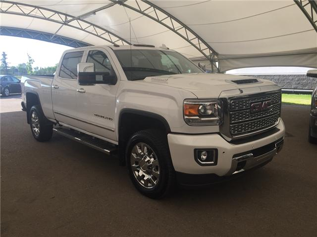 2018 GMC Sierra 2500HD Denali (Stk: 160064) in AIRDRIE - Image 1 of 25