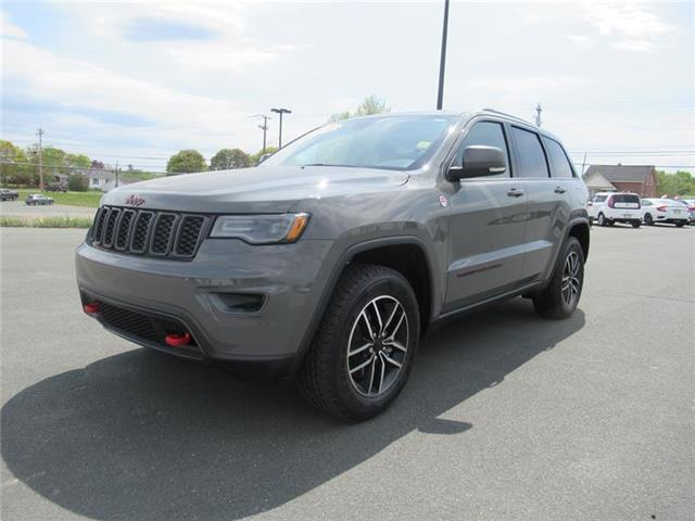 2021 Jeep Grand Cherokee Trailhawk (Stk: 2021-T55) in Bathurst - Image 1 of 14