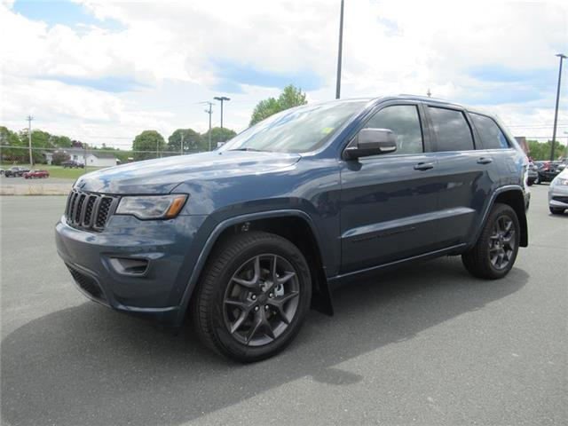 2021 Jeep Grand Cherokee Limited (Stk: 2021-T57) in Bathurst - Image 1 of 13