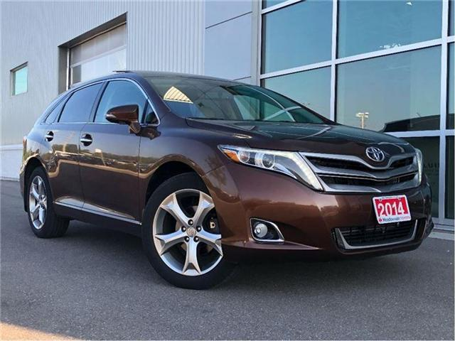 2014 Toyota Venza LIMITED!! JUST TRADED IN !! (Stk: 31308) in Mississauga - Image 1 of 17