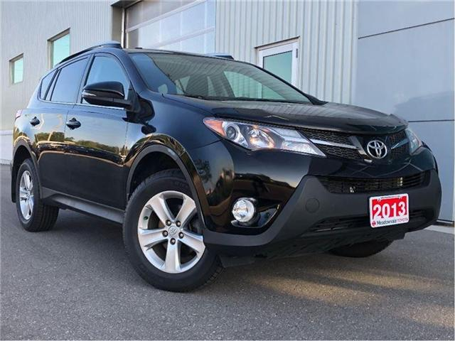 2013 Toyota RAV4 XLE!! JUST TRADED !! (Stk: M180768A) in Mississauga - Image 1 of 17