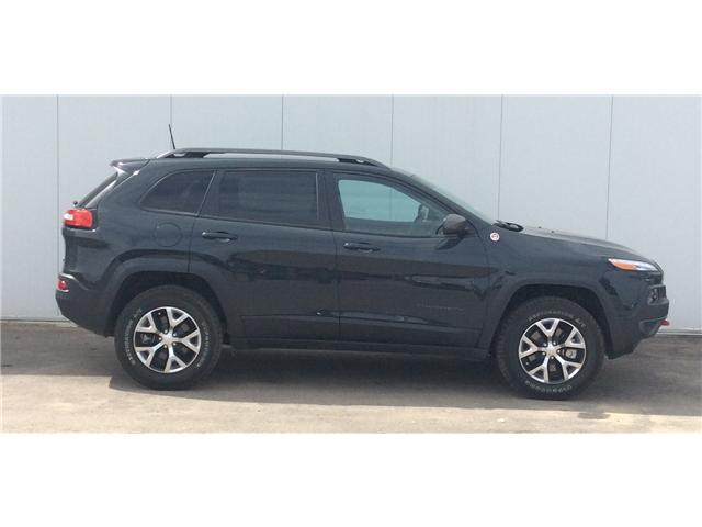 2018 Jeep Cherokee Trailhawk (Stk: T18101A) in Sault Ste. Marie - Image 4 of 10