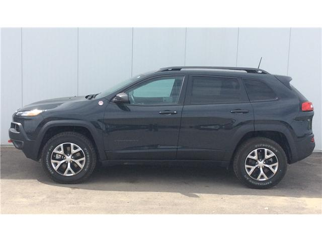 2018 Jeep Cherokee Trailhawk (Stk: T18101A) in Sault Ste. Marie - Image 3 of 10