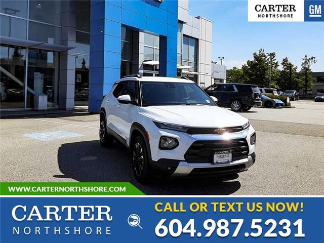 2021 Chevrolet TrailBlazer LT (Stk: 1TB01750) in North Vancouver - Image 1 of 13