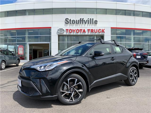 2021 Toyota C-HR XLE Premium (Stk: 210100) in Whitchurch-Stouffville - Image 1 of 23