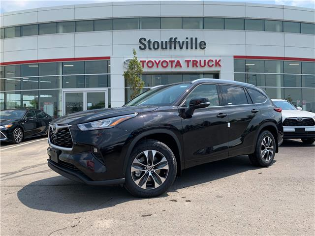 2021 Toyota Highlander XLE (Stk: 210776) in Whitchurch-Stouffville - Image 1 of 28