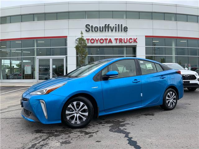 2021 Toyota Prius Technology (Stk: 210132) in Whitchurch-Stouffville - Image 1 of 24
